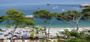 Mazzarò beach