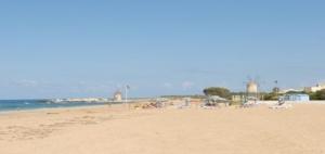 beach at Trapani