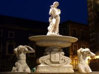 Amenano Fountain by Luigi Strano