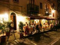 Restaurant Le Chat Noir, Cefalù