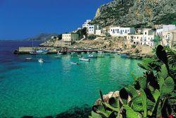 Levanzo, Egadi, Sicily