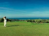 Golf in Sicily