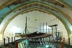 Punic Nave, Museo Anselmi