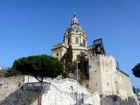 Christo Re, Messina by Luigi Strano