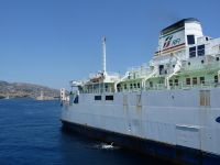 ferry boat Messina by Luigi Strano