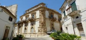 Palazzo Beneventano, Scicli