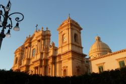 Cathedral, Noto by E. Koppelberg