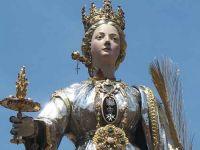 Santa Lucia, Patron Saint of Syracuse