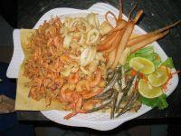 sea food starters