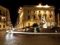 Piazza Archimede, Syracuse, Sicily