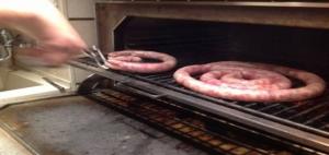 Sicilian sausages