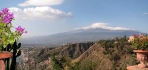 Mt. Etna by Regina Schmidt