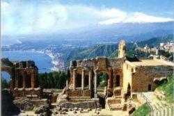 Greco-Roman Theatre, Taormina