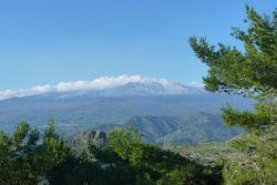 Mount Etna by Luigi Strano