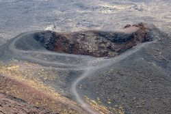 Silvestri Craters, Mount Etna, Sicily, by Luigi Strano
