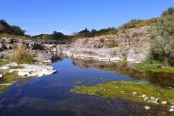 The Small Alcantara Gorges, Sicily