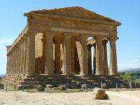 Temple of Concordia, by Luigi Strano