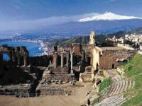 Teatro Antico by T. Gruessner