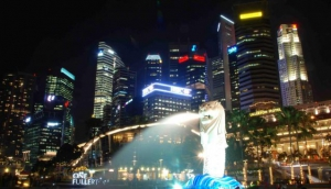 The Merlion