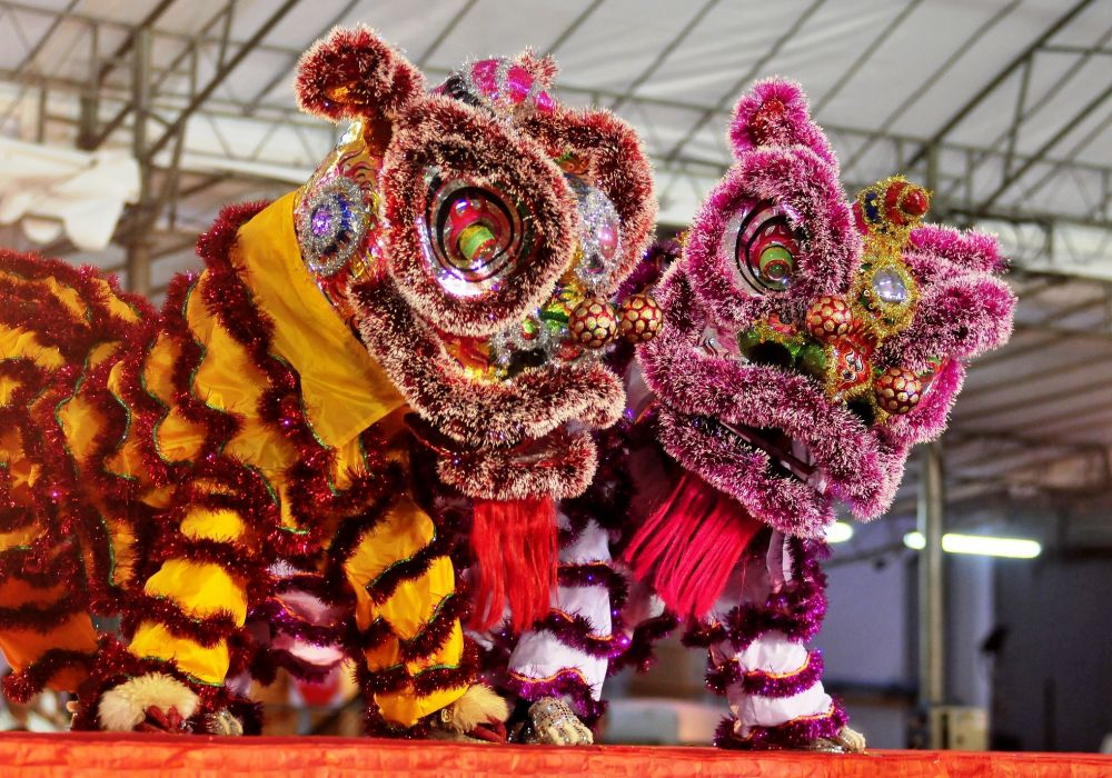 Lion Dance- Photo Credit Kreta Ayer-Kim Seng Citizens