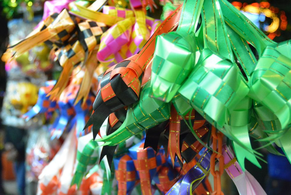 Ketupat Decorations