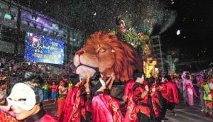 Chingay Parade 2013