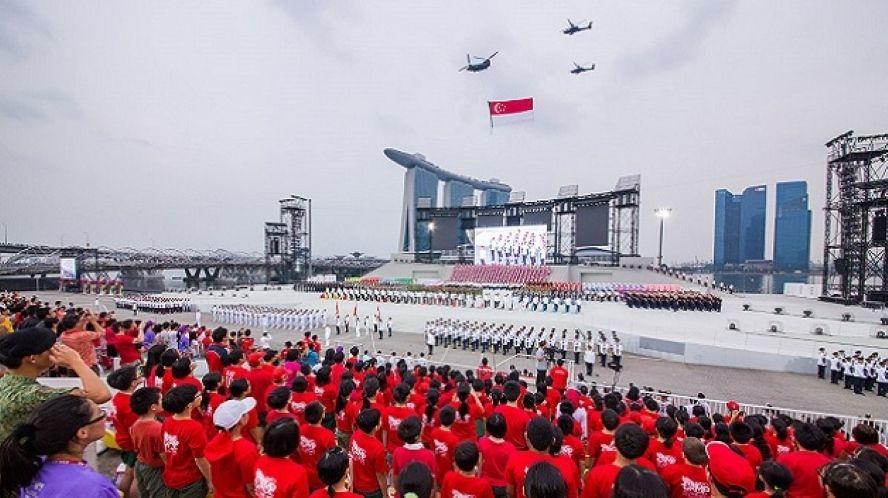 National Day Parade and Show Singapore