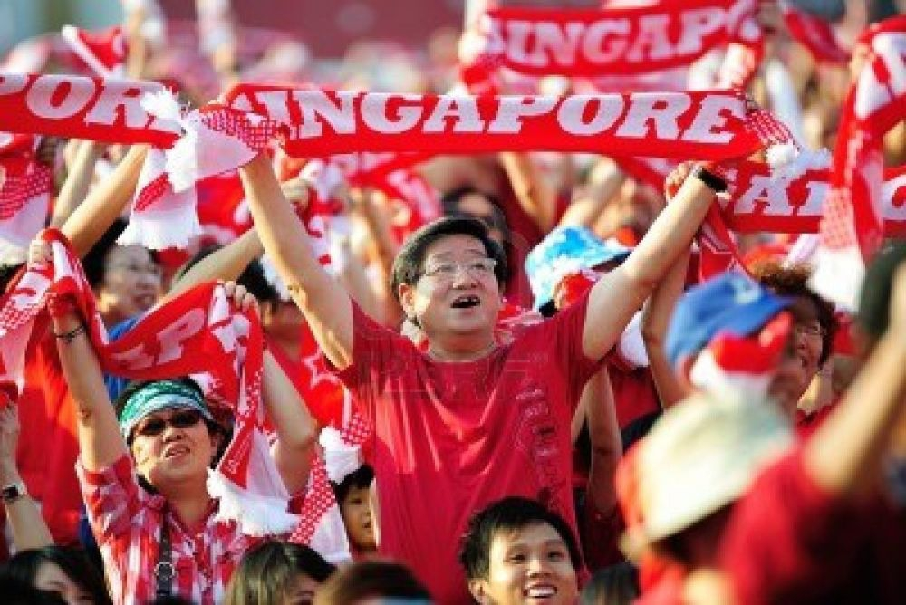Celebrate National Day Singapore