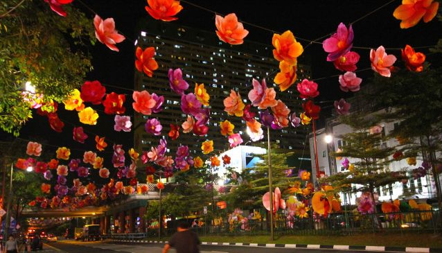 Mid-Autumn Festival in Singapore