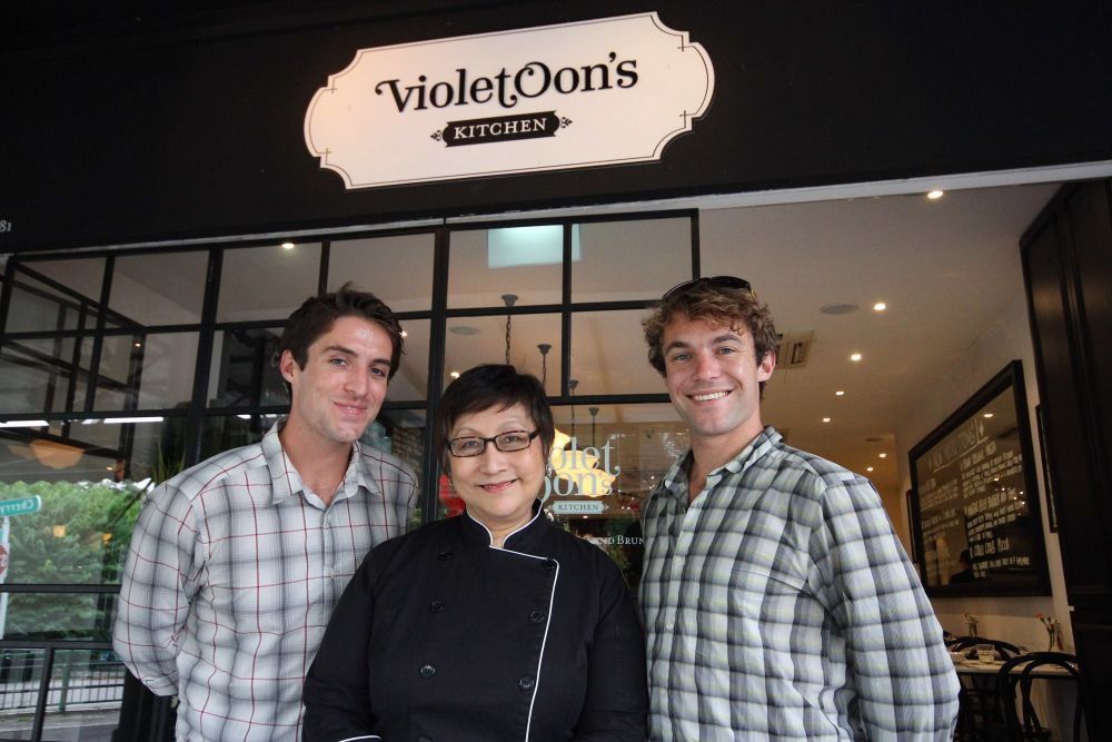 Violet Oon and the Vagabrothers