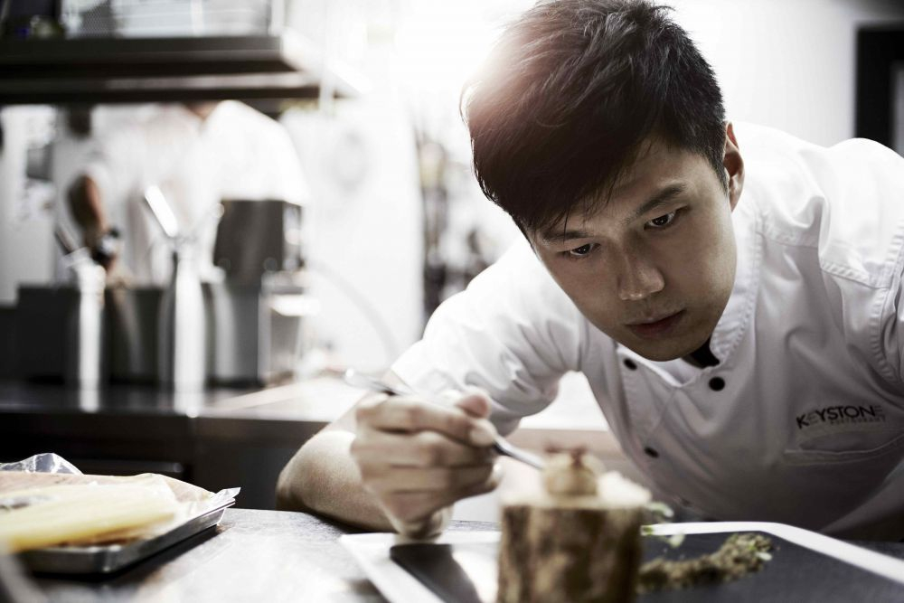 Chef Immanuel Tee, Keystone. Photo Credit STB