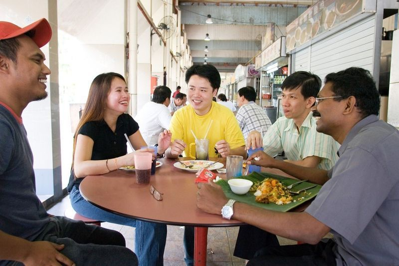 Heartland People (Credit: Images courtesy of the Singapore Tourism Board)