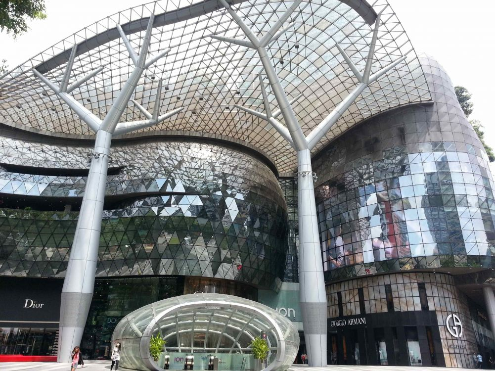 A Myriad of Immaculate Shopping Malls- Ion on Orchard