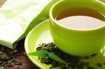Green tea in Singapore