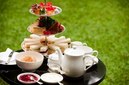 High Tea in Singapore