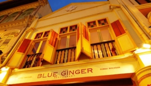 Blue Ginger Restaurant