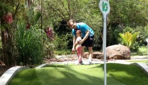Champions Mini Golf