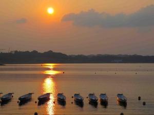 Sunset at Bedok Reservoir