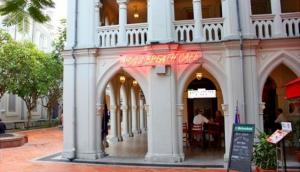 Hog's Breath Cafe- Saloon Bar