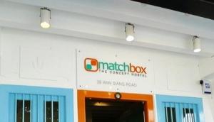 Matchbox The Concept Hostel
