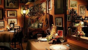 Porta-Porta Italian Restaurant Cafe