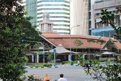 Central Business District, CBD, Lau Pa Sat
