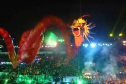 Festival: Chingay Parade