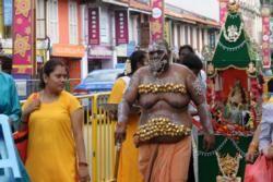 Festival: Thaipusam