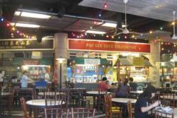 Where locals eat