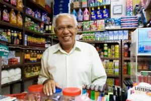 A Typical Friendly Singaporean