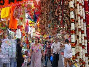 Bazaar in Little India