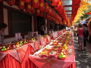 Buddha Tooth Relic Temple Hungry Ghost Festival