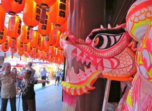 Chinatown Mid Autumn Festival 2013