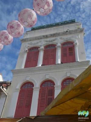 Chinatown- Pagoda Street